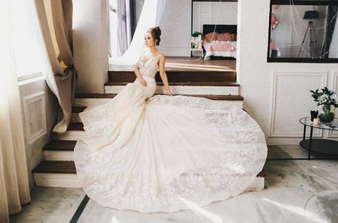 Real Brides by Gloria Ara Haute Couture