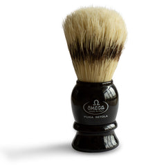 Omega boar bristle brush