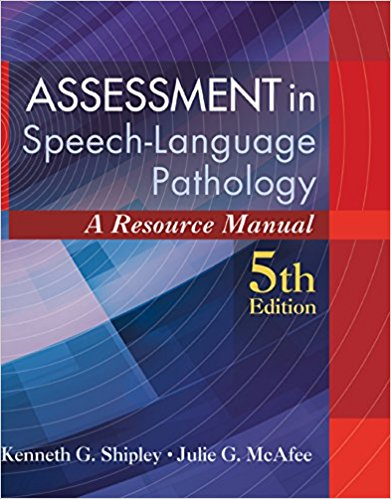 Products pdfxpress assessment in speech language pathology 5th edition pdf ebook fandeluxe Gallery