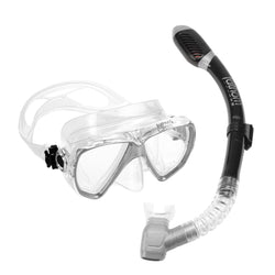 Cayo Largo Mask And Dry Snorkel Combo