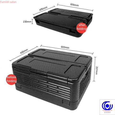 Foldable Iceless Cooler