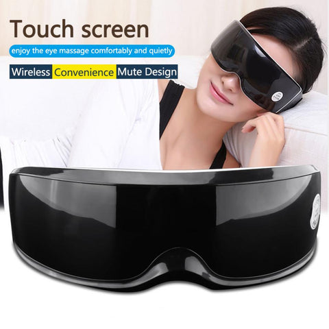 Electric Eye Massager With Touch Screen