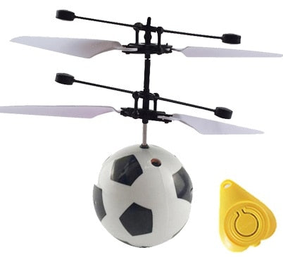 Flying Drone Ball
