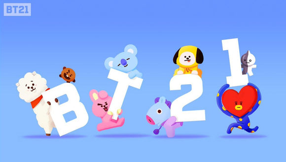 BT21 Collection