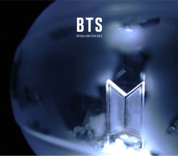 [OFFICIAL] BTS ARMY Bomb Light Stick V3 - Totally Kpop