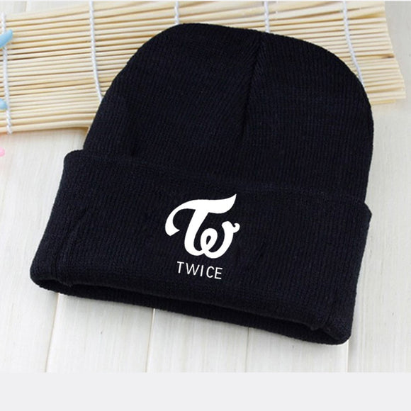 Twice 'Logo' Beanie - Totally Kpop