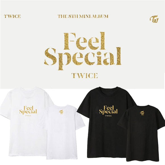 TWICE 'Feel Special' T-Shirt - Totally Kpop