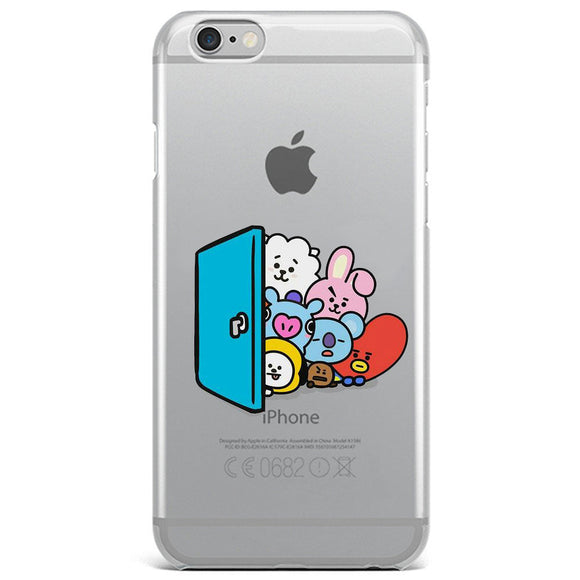 BT21 Cell Phone Case - Totally Kpop