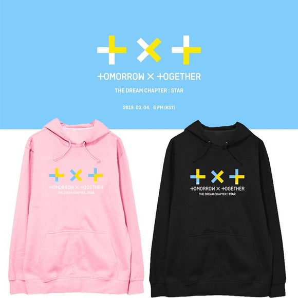 TXT 'Dream Chapter Star' Thin Hoodie - Totally Kpop