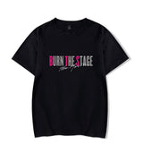 BTS 'BURN THE STAGE' T-shirt - Totally Kpop