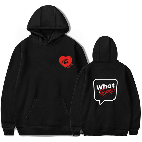 TWICE 'What is Love' Hoodie - Totally Kpop