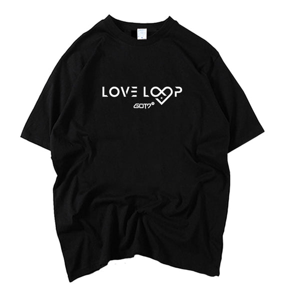 GOT7 'Love Loop' T-Shirt - Totally Kpop