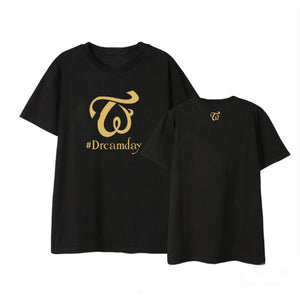 TWICE '#Dreamday' T-shirt - Totally Kpop