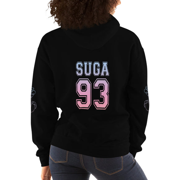 BTS 'ARMY' Pullover Hoodie - Suga - Totally Kpop