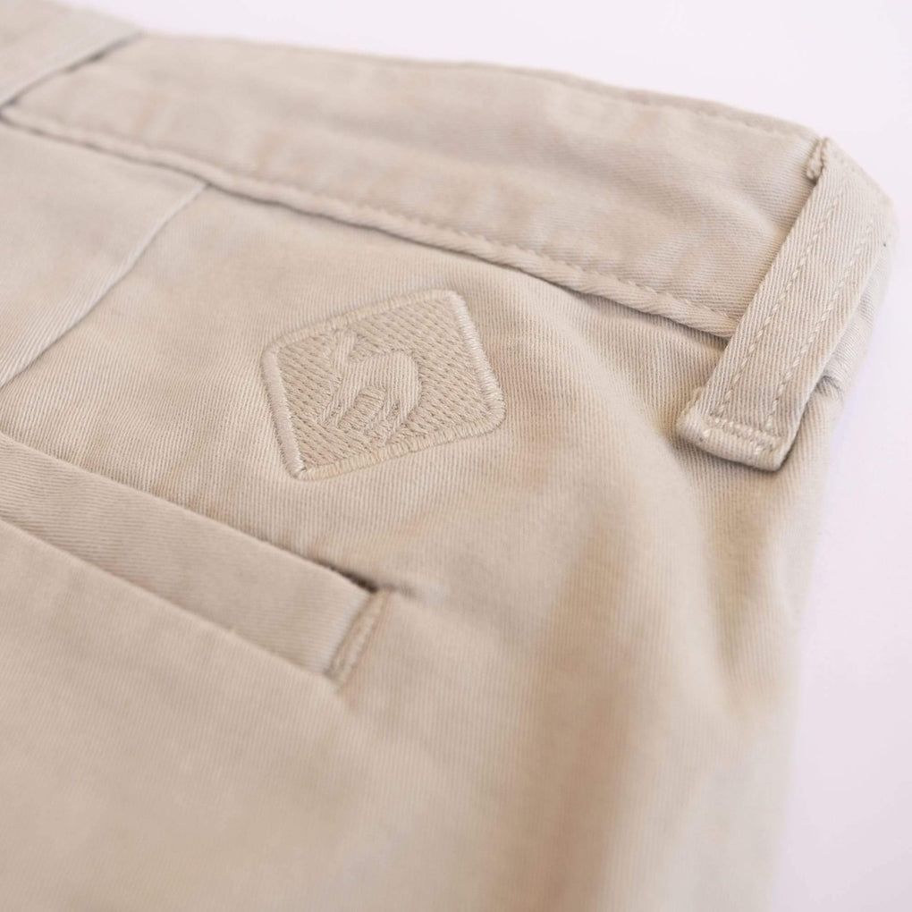 Sand | Men's Chino Short - Jobedu Jordan