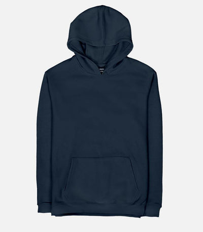 Basic - Burnt Navy Blue | Unisex Adult Hoodie - Jobedu Jordan