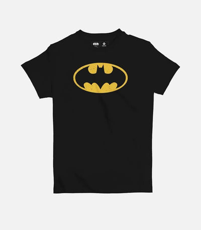 Batman Logo | Kid's Basic Cut T-shirt - Jobedu Jordan