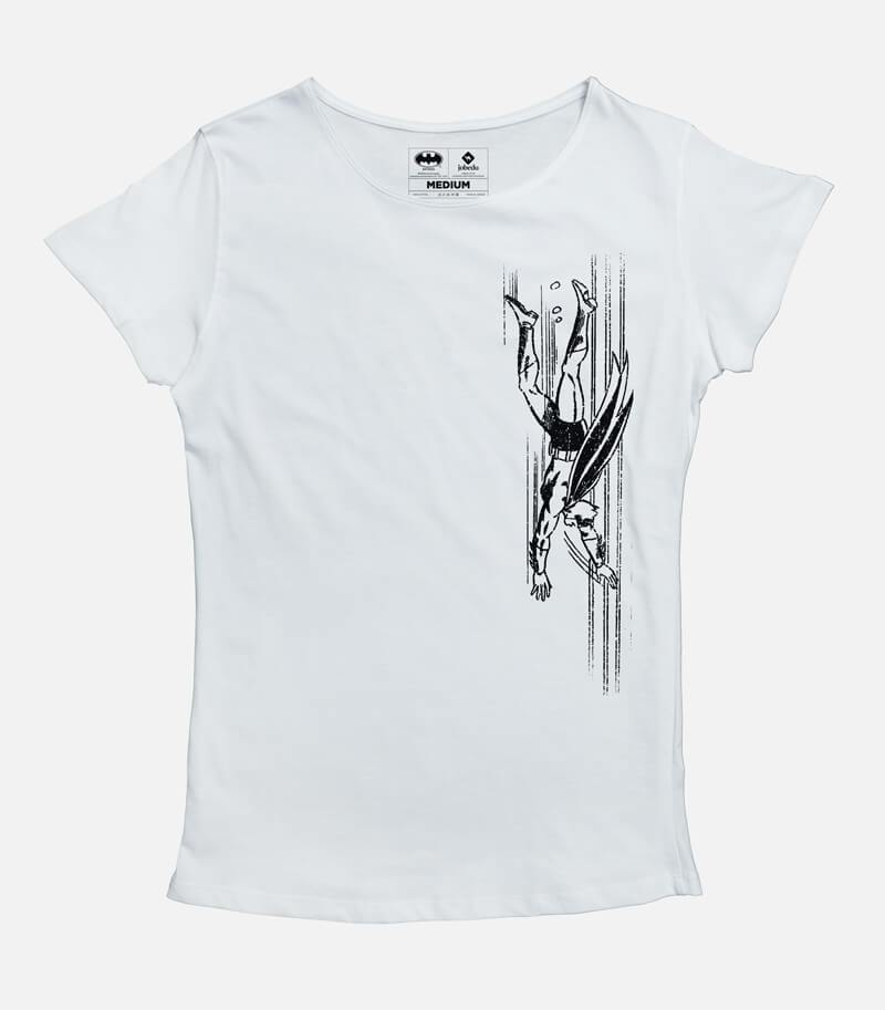 Batman Falling Women's T-shirt