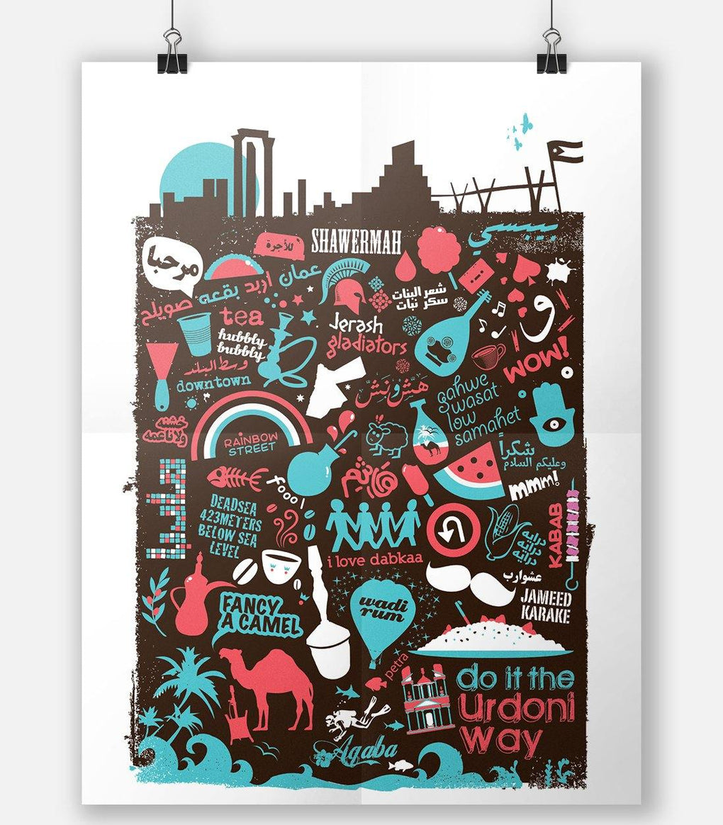 Do It The Urdoni Way Poster