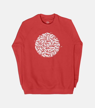 The Circle | Unisex Adult Sweatshirt - Jobedu Jordan