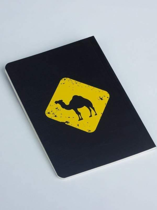 Jobedu Camel Crossing Sketchbooks & Notebooks - Jobedu