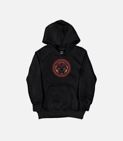 Black Panther Art | Kid's Hoodie - Jobedu Jordan