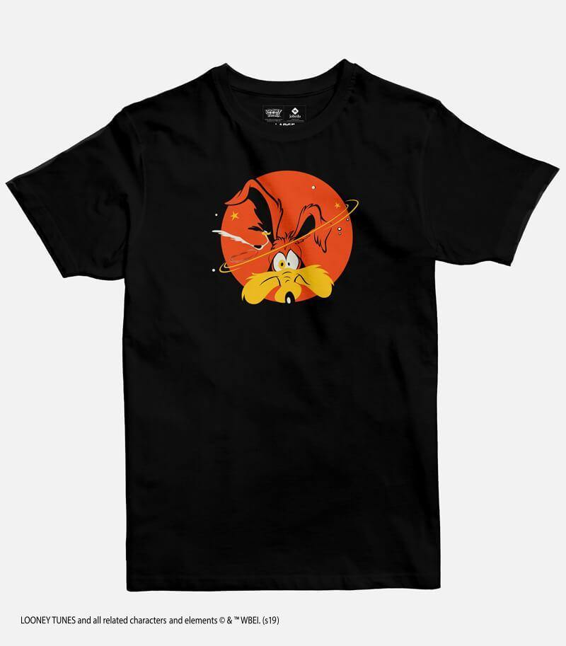 Wile E. Minimal Men's T-shirt
