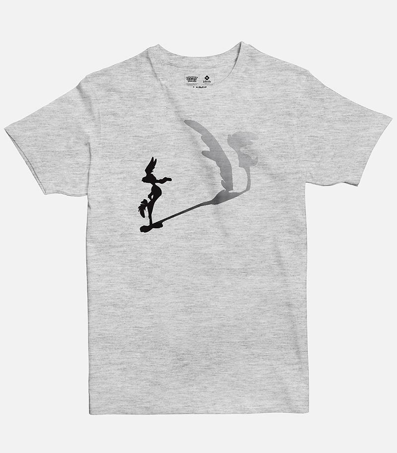 Wile E. Shadow | Men's Basic Cut T-shirt - Jobedu Jordan
