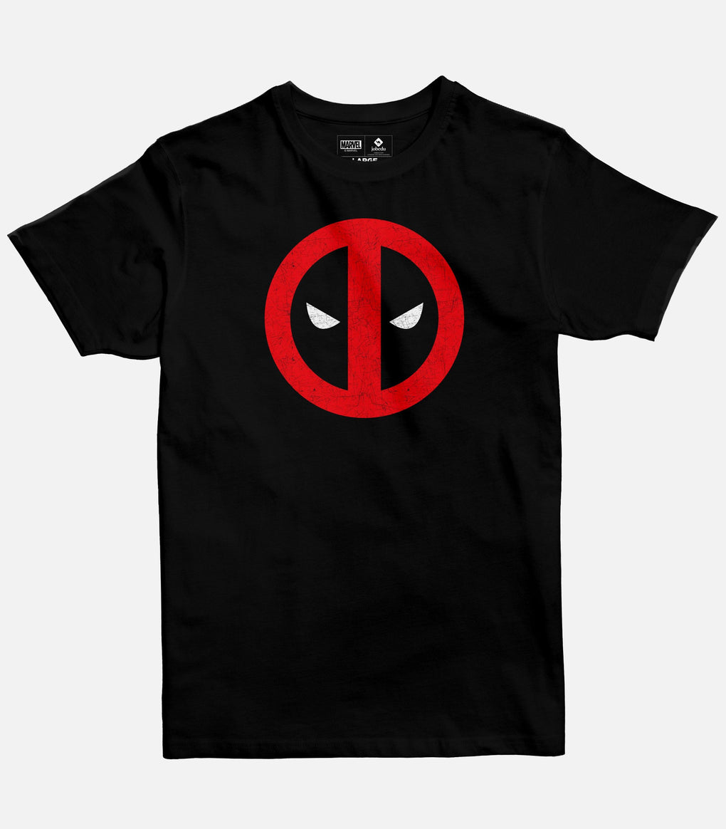 Deadpool Logo | Men's Basic Cut T-shirt