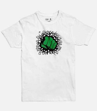 Hulk Fist | Men's Basic Cut T-shirt - Jobedu Jordan