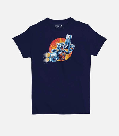 Rocket Raccoon | Kid's Basic Cut T-shirt - Jobedu Jordan
