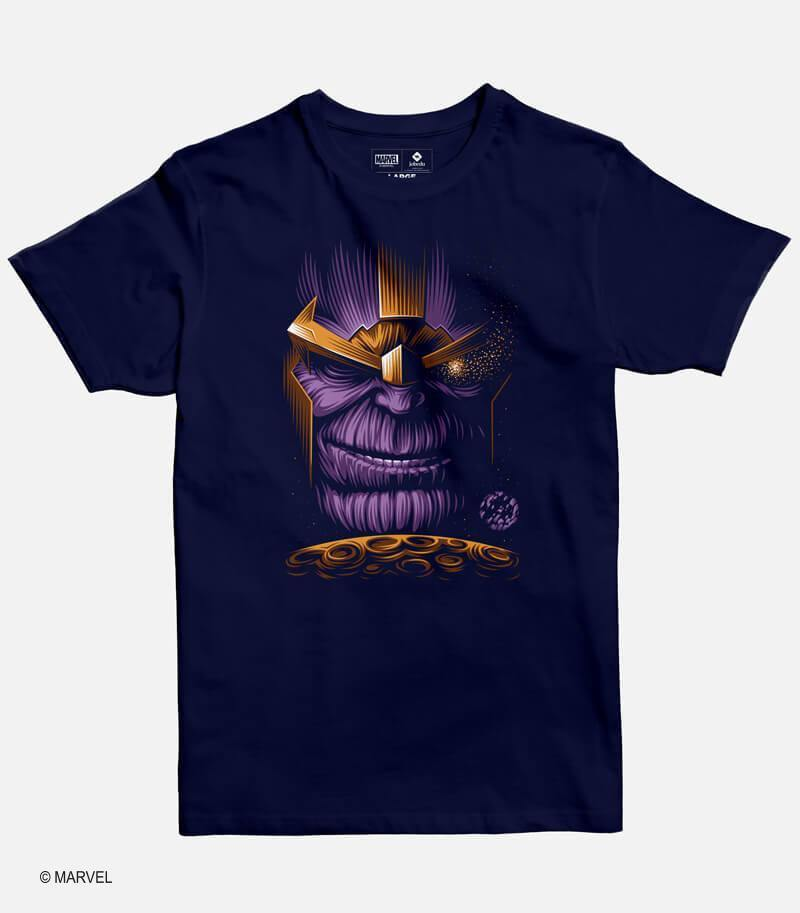 Thanos Conqueror Men's T-shirt