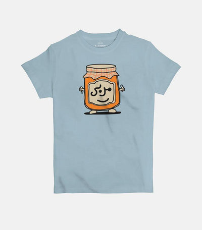 Mrabbah | Kid's Basic Cut T-shirt - Jobedu Jordan