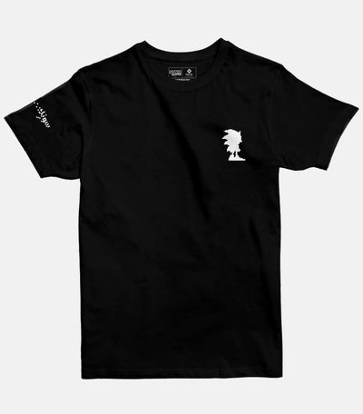 Sonic Pixels | Men's Basic Cut T-shirt - Jobedu Jordan