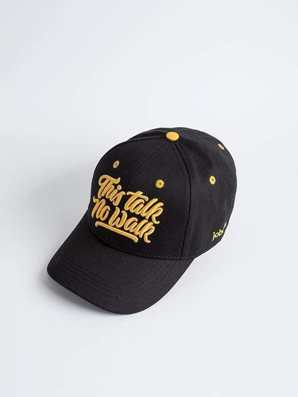 This Talk No Walk Baseball Cap - Jobedu