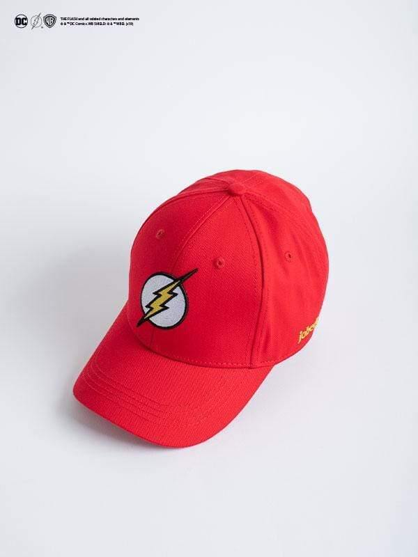 The Flash Logo Baseball Cap - Jobedu