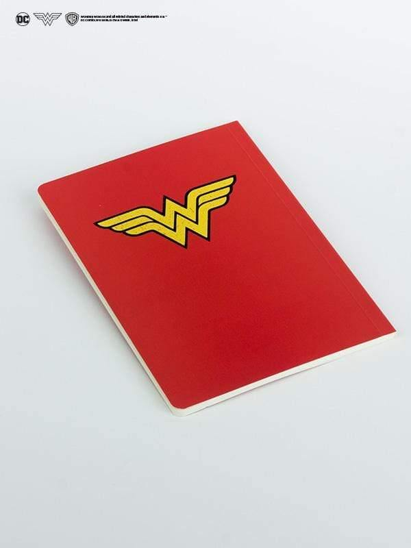 Wonder Woman Logo Sketchbooks & Notebooks - Jobedu
