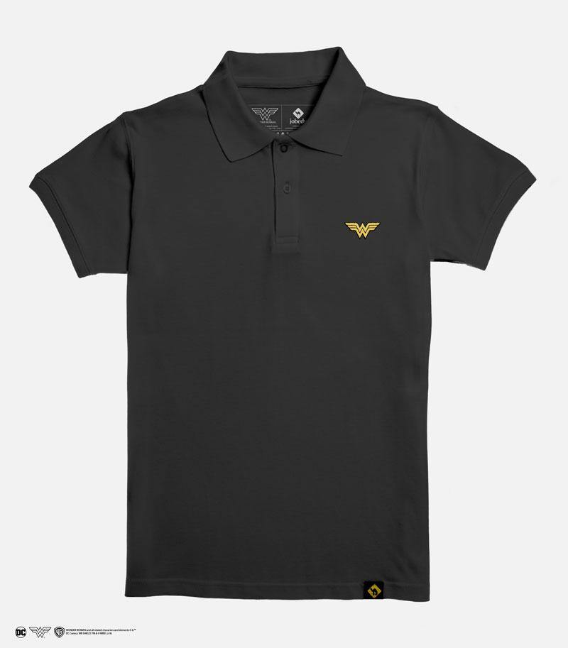 Wonderwoman Logo Women's Polo Shirt