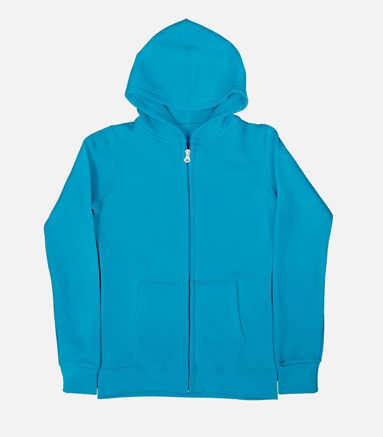 Basic | Women's Zip Up Hoodie - Jobedu Jordan