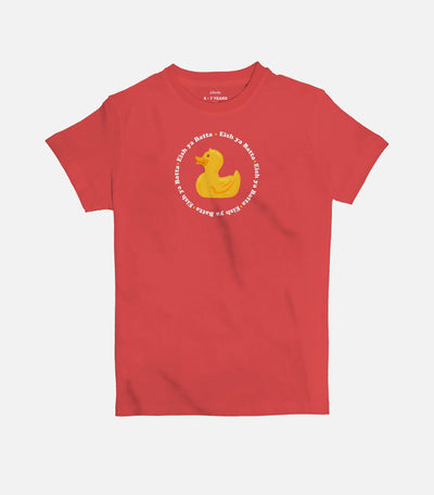 Eish Ya Batta | Kid's Basic Cut T-shirt - Jobedu Jordan