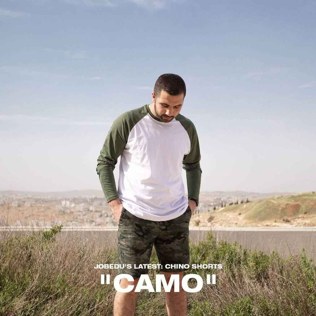 Camo | Men's Chino Short