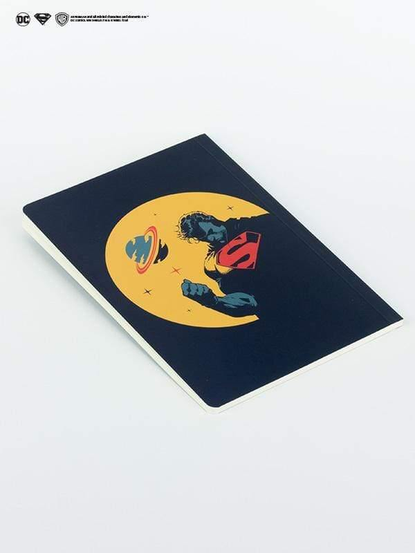 Superman Minimal Sketchbooks & Notebooks - Jobedu