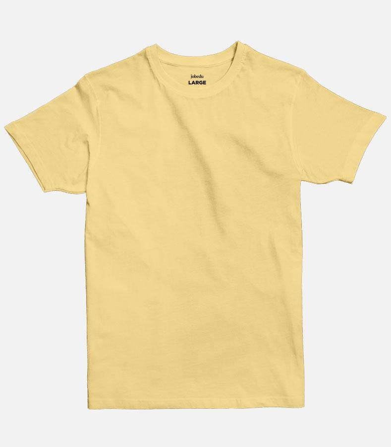 Basic 2020 | Men's Basic Cut T-shirt - Jobedu Jordan