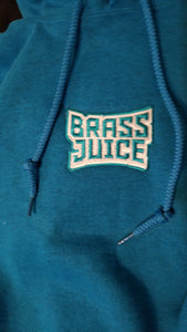 Brass Juice Heavy Blend Hooded Sweatshirt