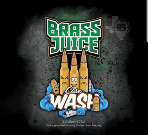 BRASS JUICE CASE WASH