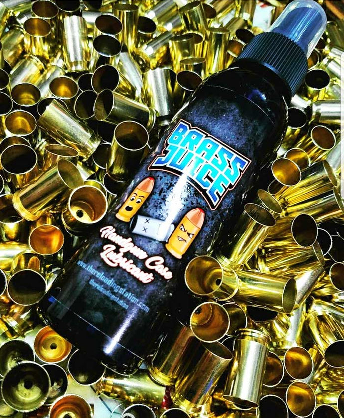 BRASS JUICE HANDGUN CASE LUBRICANT