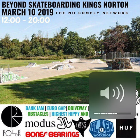 Kings Nortno Skatepark Beyond Skateboarding No Comply Network
