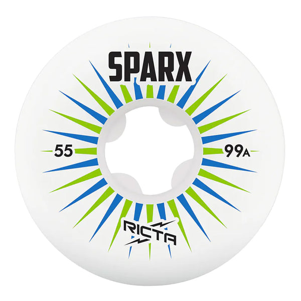 sparx-wheels-99a-55mm