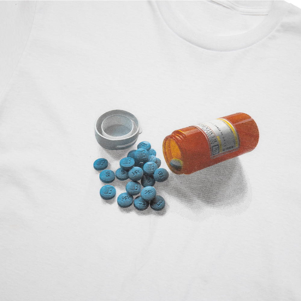 pill-t-shirt-white