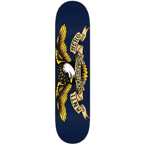 "Anti Hero Classic Eagle X Large deck 8.50"" wide."